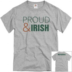 Custom Irish Pride