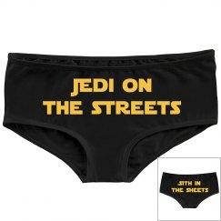 Jedi/Sith panties
