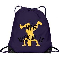 Kickin' It bag