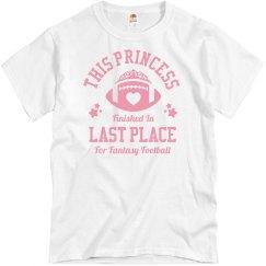 This Princess Lost Fantasy Football