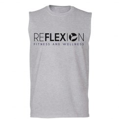 Unisex Basic Sleeveless Tee