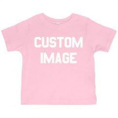 Custom Image Cute Toddler Girl