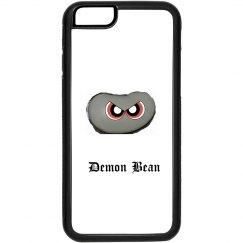 Demon Bean iphone case