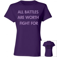 All Battles Are Worth Fight For
