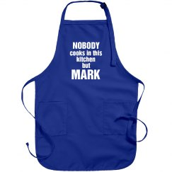 Mark is the cook!