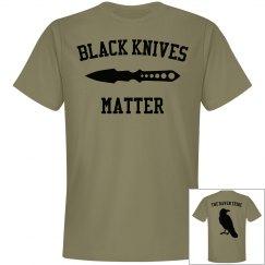 Black knives matter