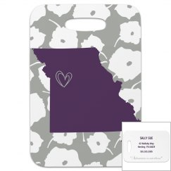 Missouri Luggage Tag