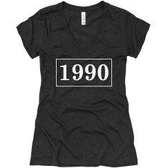 Born in 1990