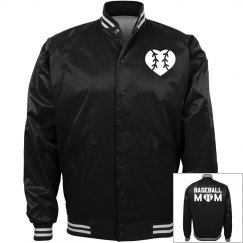 Fun Baseball Mom Jersey