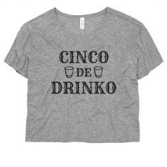 Shots On Cinco de Drinko!