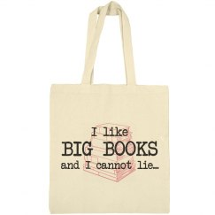 Big Books Tote