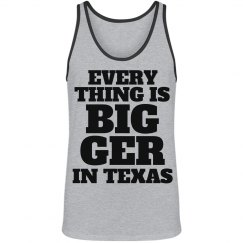 Texas Everything Bigger