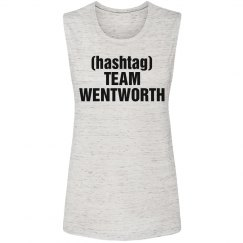 Team Wentworth Womens Muscle Tee