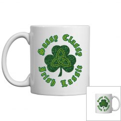Sassy Classy Irish Girls Mug 2