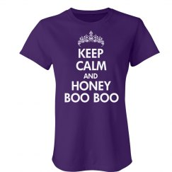 Honey Boo Boo Keep Calm
