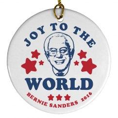 Joy To The World Bernie