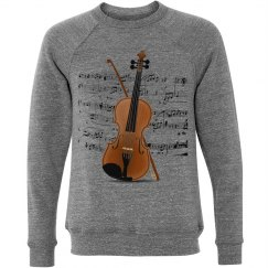 Violin & Sheet Music