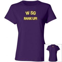 Wall Street Group Rank Up!