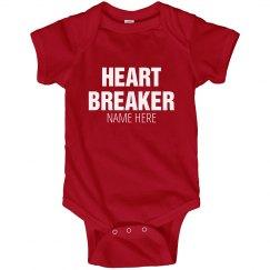Custom Valentine's Heart Breaker