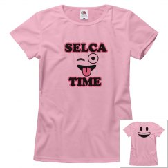 'Selca/Selfie Time' Kpop Tee
