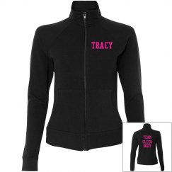 team sleek body jacket