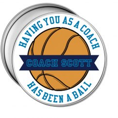 Basketball Coach Gift