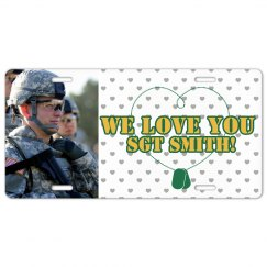 Military We Love You