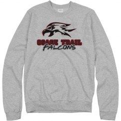 OTMS Falcons Gray Sweatshirt