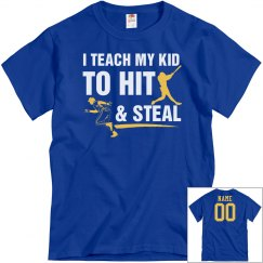 Hit & Steal Baseball