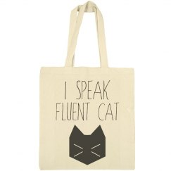I Speak Fluent Cat