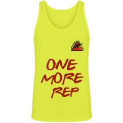 One More Rep Tank Top