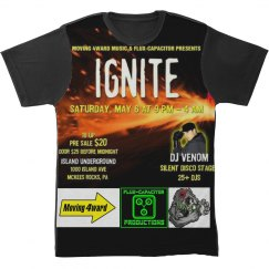 OFFICIAL IGNITE T-Shirt