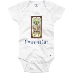 I'm a Villa Baby Onesie