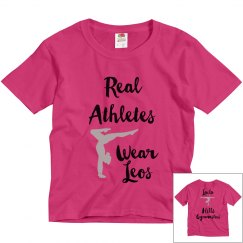 kids real athletes