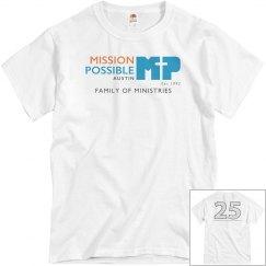Basic MPA 25th Anniversary Shirt