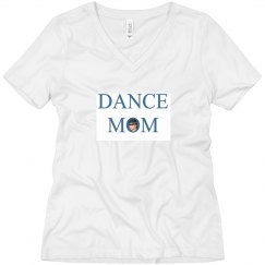 Dance Mom with picture