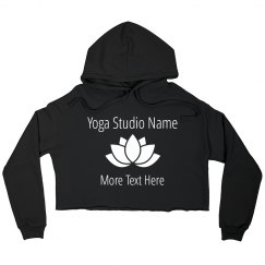 Custom Yoga Studio Logo Name