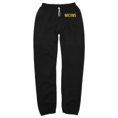 MCIWS sweat pants