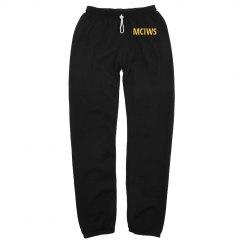 MCIWS sweat pants