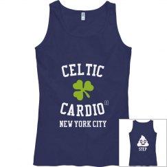Celtic Cardio S-Step tank