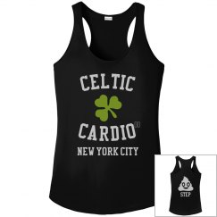 Celtic Cardio S-Step performance tank