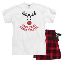 BDT Christmas Pajamas-Adult