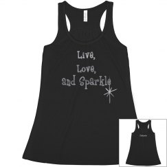 Live Love and Sparkle