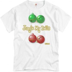 Jingle my bells tee