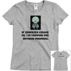 ZOMBIES CHASE