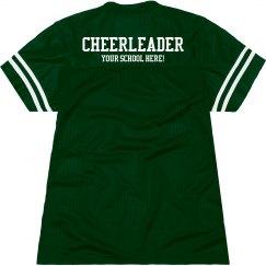 b024f9b4655 Cheerleader Spirit Custom Text