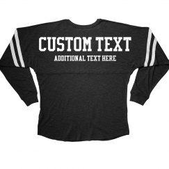 Custom Gift Billboard Jersey