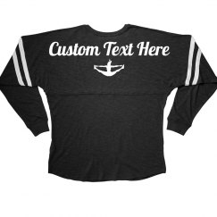 Custom Text Cheerleader Gear