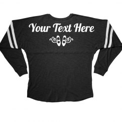 Dance Custom Text Billboard Tee