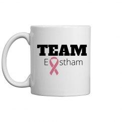 Team Eastham Coffee Mug